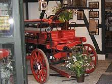 125 Jahre Hochstedter Feuerspritze - 100 Jahre Wasserbassin