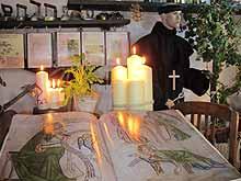 Hochstedt und die Benediktiner